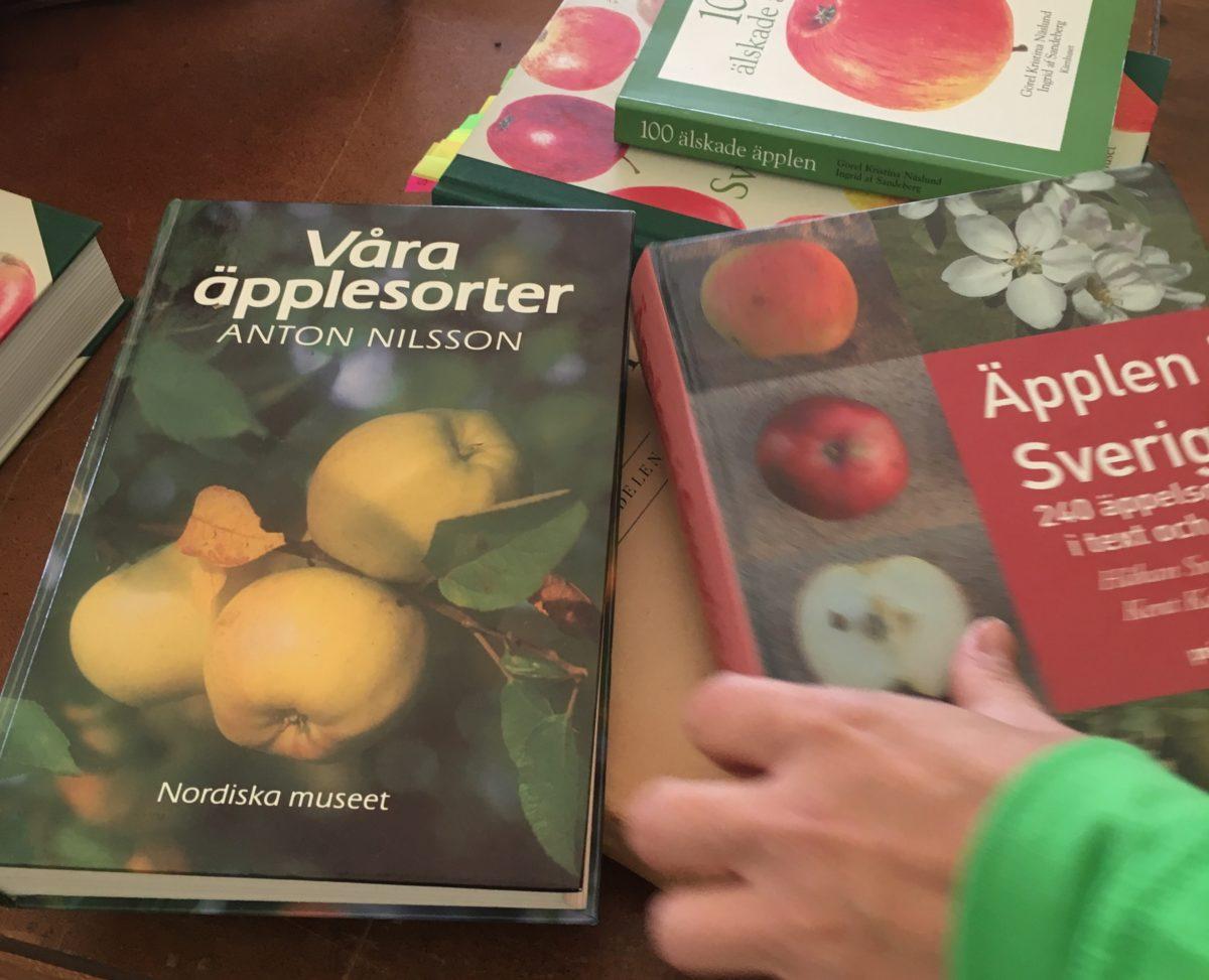 Äppellitteratur